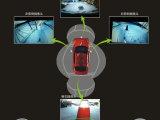 汽车360度全景 可视倒车影像系统 车载高清摄像头4路行车记录仪