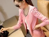空调衫韩版泡泡袖毛衣外套女打底衫防晒开衫针织衫薄