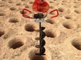 双人汽油挖坑机 植保机械螺旋挖坑机 英达牌挖坑机