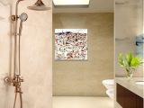 美伦艾特花洒 浴室淋雨冷热淋浴花洒套装 可升降淋浴器 326