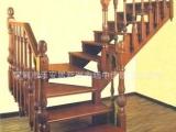 厂家供应实木楼梯立柱扶手、实木扶手、实木