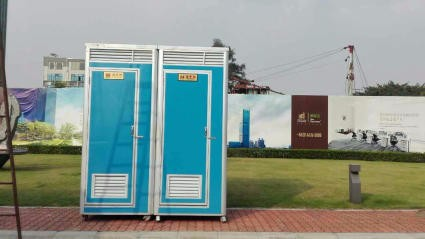 贵港移动厕所租赁