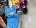 可爱小巧轻便型的电动摩托款