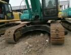 郑州二手挖掘机转让二手神钢350二手新源90轮式挖掘机