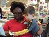 带两岁半的宝宝逛超市