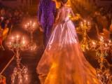 好百年婚礼凤凰国际 琉璃醉 主题婚礼 随州婚庆