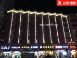 重庆LED洗墙灯节能新势力工程品质可信赖的厂家灵创照明
