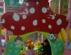 室内儿童淘气堡游乐园游乐场设备飞速发展