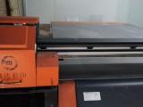 二手广告亚克力打印机3d立体浮雕uv打印机