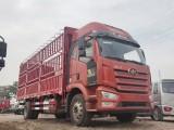 一汽解放 J6L中卡 领航版 220马力 6.8米栏板载货车