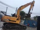 长宁区挖掘机出租大小挖掘机带镐头机