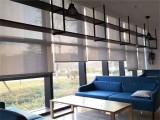 石景山辦公卷簾 遮光窗簾 寫字樓工程窗簾 會議室遮陽窗簾