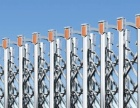 厂家直销工厂电伸缩动门 不锈钢岗亭 学校伸缩门定做