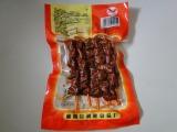 湖南豆制品批发 中华当家小子素牛肉丸子豆腐干 休闲零食