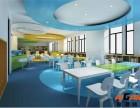 重庆大足幼儿园装修设计排名 大足教育空间装修 培训机构设计