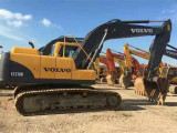 周口二手挖掘机沃尔沃210私人挖掘机