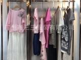 百川衣黛夏季棉麻大码女装正品专柜尾货清仓 品牌折扣女装批发