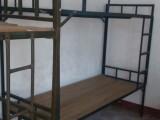1~2折出售一批学生铁架床以及棉被 纯棉三件套课桌 8成新
