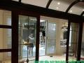 佛山迪克鲁班加盟门窗楼梯静音pd门木纹颜色加盟招商