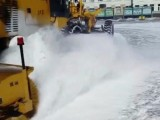 哈尔滨清雪设备除雪滚刷除雪铲撒盐机抛雪机