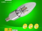 LED蜡烛灯 拉尾尖泡E14小螺口节能蜡烛灯3W5W7W