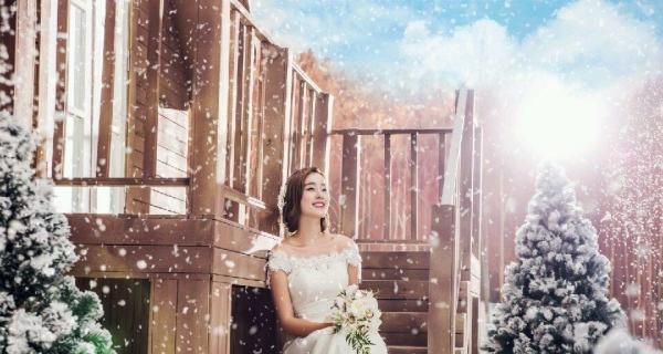豪华婚纱照(双影像,意境你的幸福)