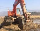 本溪市平山县有各种型号的清淤机械水上挖机租赁
