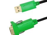凯旺高品质工业级台湾PL2303芯片USB转RS232串口数据线