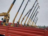 随车吊2吨至20吨蓝牌黄牌可加装自卸加长货箱低首付