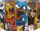 鬼艺墙体彩绘工作室