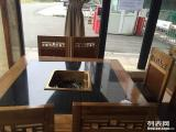 成都大型二手酒楼设备回收 火锅茶楼桌椅回收 宾馆家具