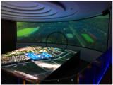 北京铸融科技有限公司专注于北京投影沙盘公司及新兴的北京沙盘模