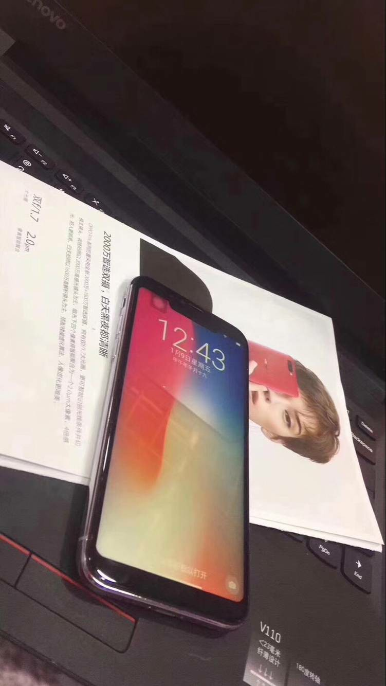 苹果三星组装手机