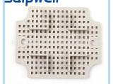 厂家直销DS-0811 防水盒底板 ABS塑料 塑料接线盒底板