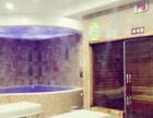 大型小区门口新装修大众浴池300平,含租25万出兑