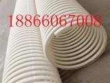 厂家直销外表螺旋加强塑筋软管,石子输送专用塑筋软管