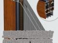亚铝德材系统加盟供应门窗幕墙铝合金门窗幕墙厂家直销