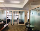 成熟商圈华盟商务广场130平方办公精装电梯口