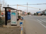 南阳市公交车站台广告牌招租