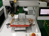 腾飞自动化设备供应厂家直销的手机电池手机电池点焊机