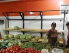 丰禾路(小区环绕)生鲜超市空房转让铺快租