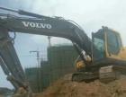 沃尔沃210二手挖掘机出售
