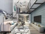 贵阳市由六套5.5米层高的公寓组成的典栈设计案例