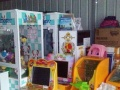 低价出售淘气堡儿童乐园二手游戏机,哇哇机,摇摇机
