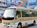 提供14座各款商务、19座丰田考斯特租赁服务