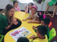 深圳公明少儿英语培训英思特国际英语外教班