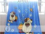 南通学生双层盖毯定制秋冬超厚云毯