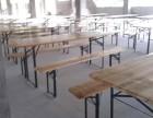 济南回收贵宾椅 长条桌,塑料桌椅 木质桌椅收购