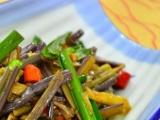 欢迎订购 湘菜原料 什锦野菜 干锅特色菜 有色有味鲜美多汁