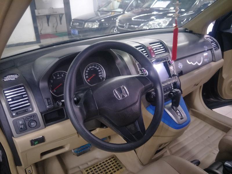本田 CR-V 2.0L 四驱 车况精品 机会不要错过